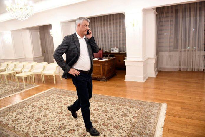 Thaçi fton deputetët t'i formojnë institucionet, qeverinë Kurti e quan grup i organizuar kriminal