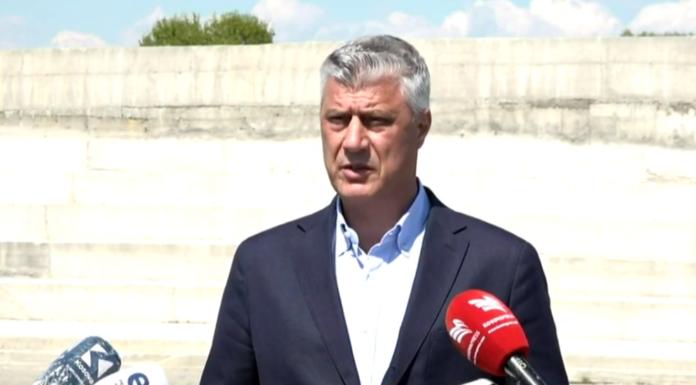 Thaçi e quan VV-në ndërmarrje kriminale: Jam në shtëpi, le të vijë Sveçla bashkë me Kurtin