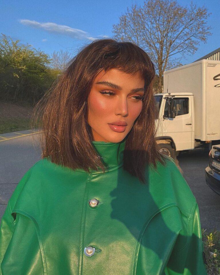 Loredana bën ndryshim në pamje, vjen me stil të ri flokësh