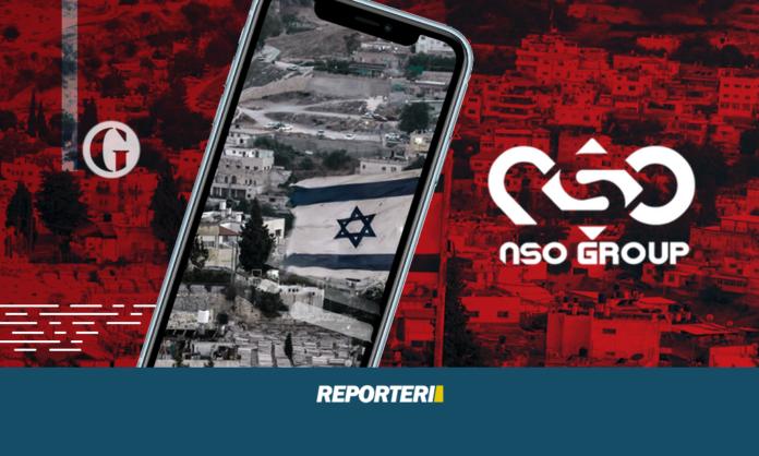 Izraeli Task Forca - Projekti Pegasus - Reporteri