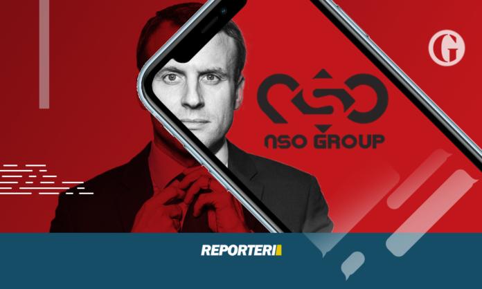 Emmanuel Macron - Projekti Pegasus - Reporteri