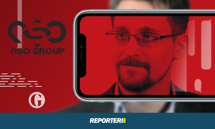Snowden - Projekti Pegasus - Reporteri