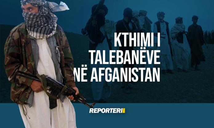 Kthimi i talebanëve në Afganistan / Reporteri
