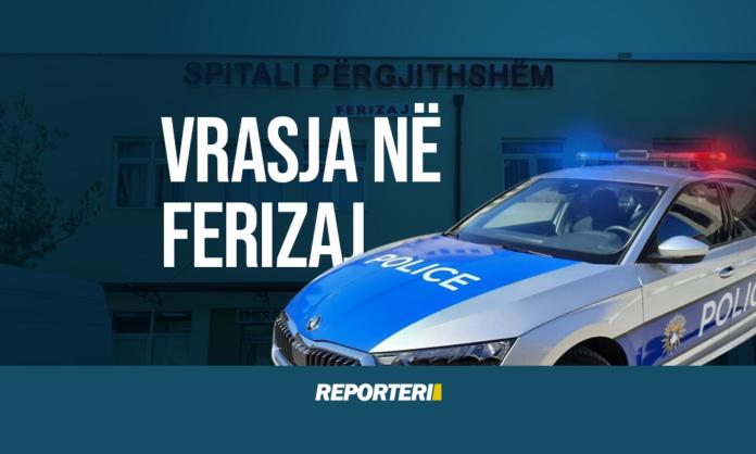 vrasja ne Ferizaj - Reporteri