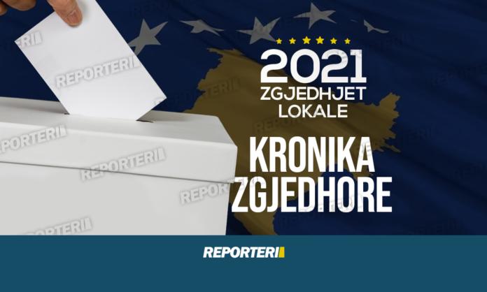 Kronika Zgjedhore - Reporteri - Zgjedhjet lokale 2021